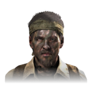 Frank Woods single player icon BOII