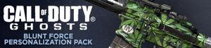Blunt Force Pack DLC banner CoDG