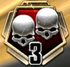 Triple Kill Medal CoDO
