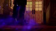 Shadowman in Hallway BO3