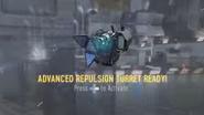 Advanced Repulsion Turret Icon CoDAW