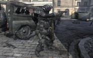 Russian Commando MW3