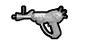 Ray gun icon BOZ
