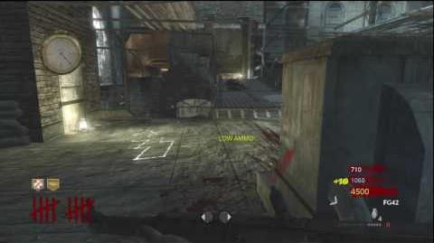Nazi Zombies HD Der Riese Gameplay