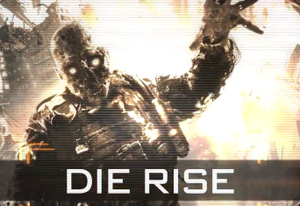 Die Rise Promo picture BOII