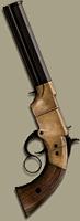 Volcano gun