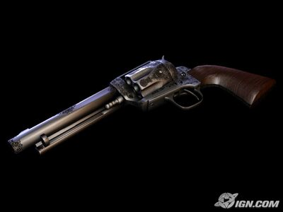 1889 Classic Six Shooter