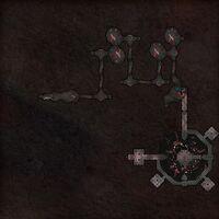 Hibernias Darkspire map