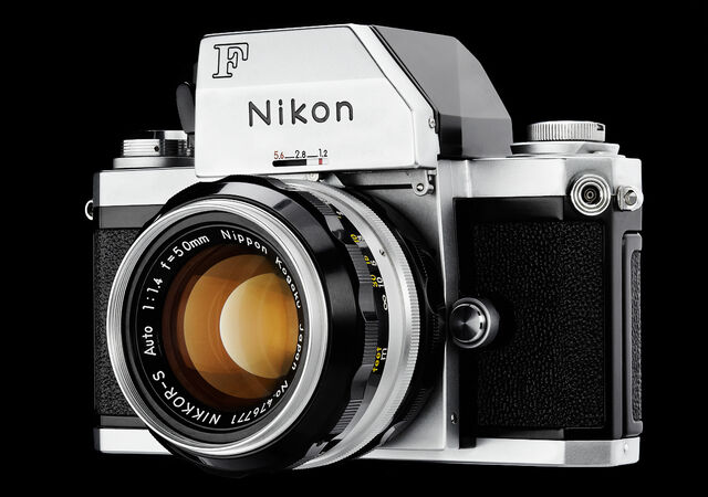 File:Nikon F FTN Camera Austin Calhoon Photograph.jpg