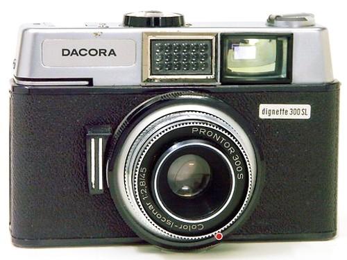 Dacora Dignette 300SL 1967 gross