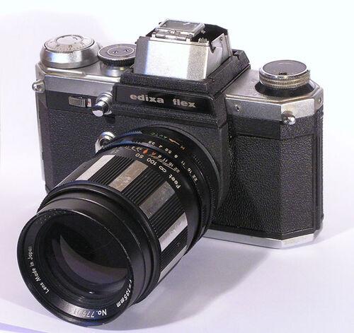 Edixa flex type 2 1964