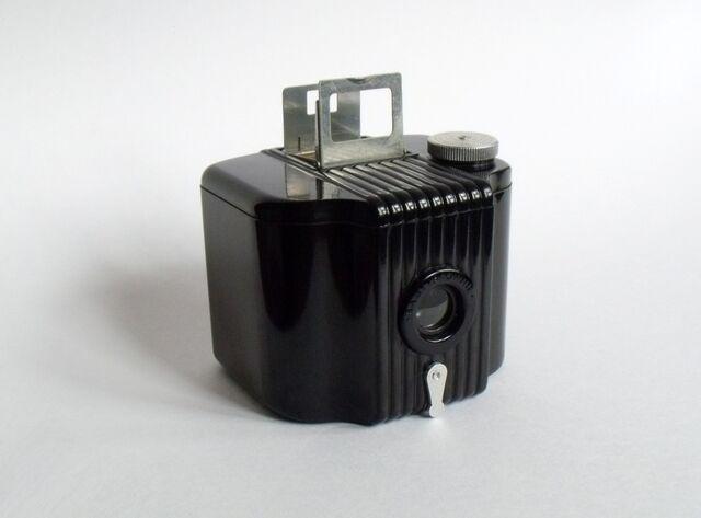 File:Kodak Baby Brownie.JPG
