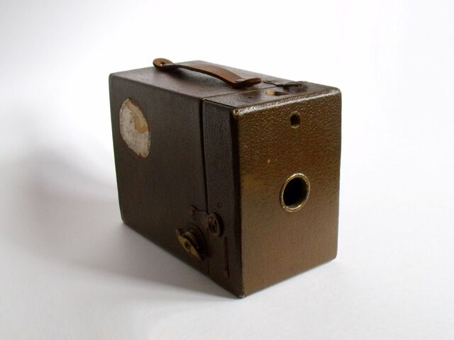 File:Kodak Eastman Anniversary Camera.JPG