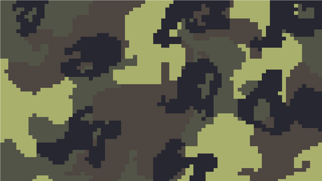 File:4 color Pixelated Woodland Export Pattern.png