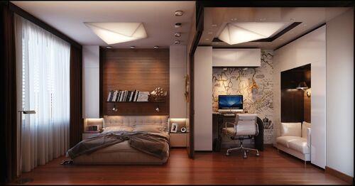 LeviBedroom