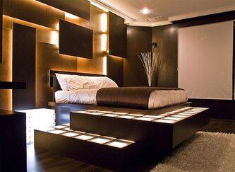 Alfred's Bedroom