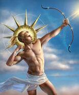 Apollo Greek God Art 02