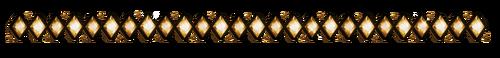 Gold diamond divider border by jssanda-d5jsp5g