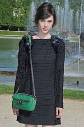 Astrid Berges Frisbey attends Croisiere 2012 DQb hWh3A3ol