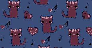 Harony's cat theme