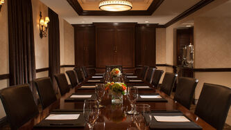 The Spire Meeting Room