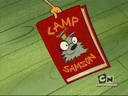 Camp samson yearbook