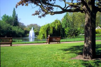 London's-Hyde-Park