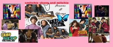Smitchie shane and mitchie