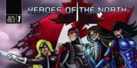 Heroes of the North Issue 1