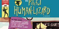 The Pitiful Human Lizard Issue 9