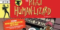 The Pitiful Human Lizard Issue 5