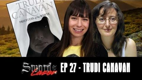 Treacherous Spies, Trilogies, and Trudi Canavan! - Sword & Laser ep