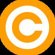 Orange copyright