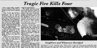 Station 58 Tragedy
