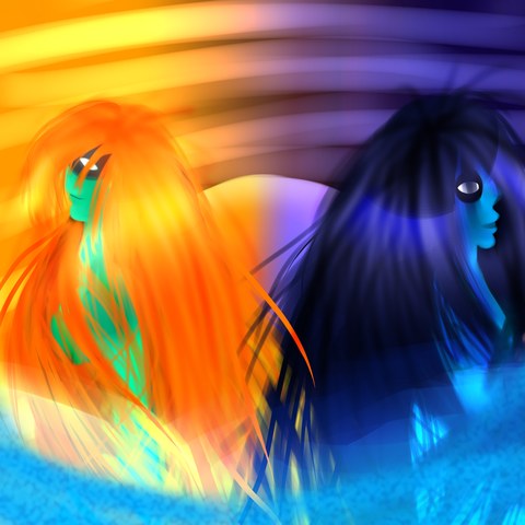 File:The creatures of the ocean by ipurrr-d6gsn3c.png
