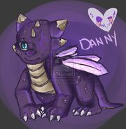 Baby dragon by l4dpip squeak