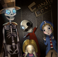 Candle cove by mariogamesandenemies