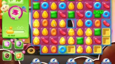 Candy Crush Jelly Saga Level 400 - NO BOOSTERS
