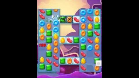 Candy Crush Jelly Level 117 25 moves