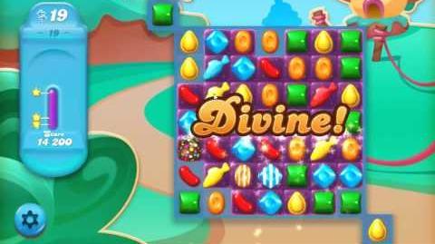 Candy Crush Jelly Saga Level 19-0