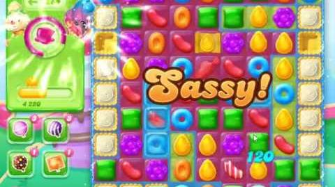 Candy Crush Jelly Saga Level 477 - NO BOOSTERS