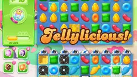 Candy Crush Jelly Saga Level 367 - NO BOOSTERS