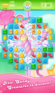 CCJS-New Candy Creatures to discover
