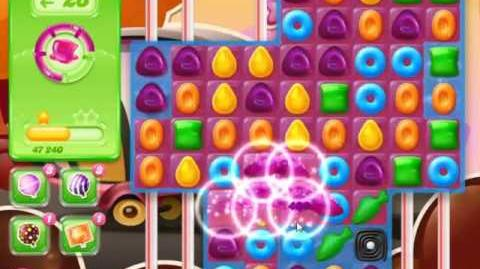 Candy Crush Jelly Saga Level 395 - NO BOOSTERS
