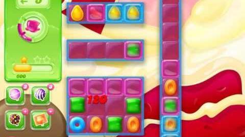 Candy Crush Jelly Saga Level 321