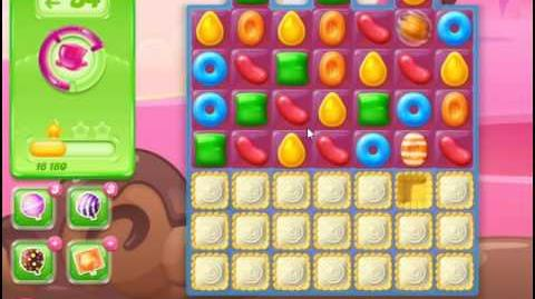 Candy Crush Jelly Saga Level 72 NO BOOSTER