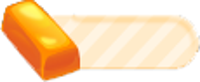 Gold progress bar