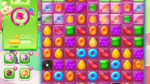 Candy Crush Jelly Saga Level 363 - NO BOOSTERS