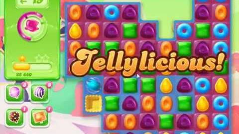 Candy Crush Jelly Saga Level 370 - NO BOOSTERS
