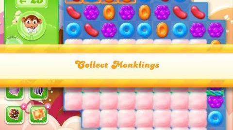 Candy Crush Jelly Saga Level 892 (3 star, No boosters)